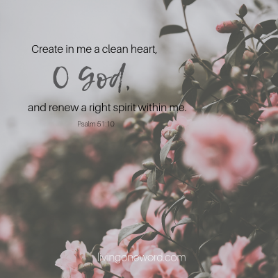 How to Spring Clean Your Heart and Mind